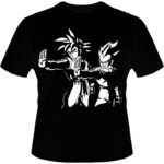 Camiseta-Pulp-Fiction-Goku-and-Vegeta