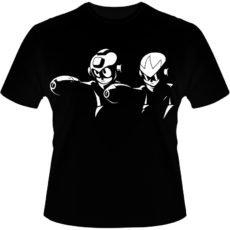 Camiseta-Pulp-Fiction-Megaman-and-Zero