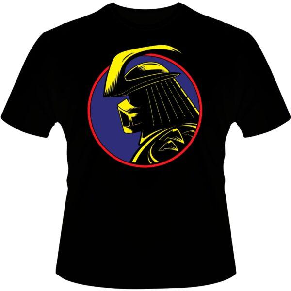 Camiseta-Samurai