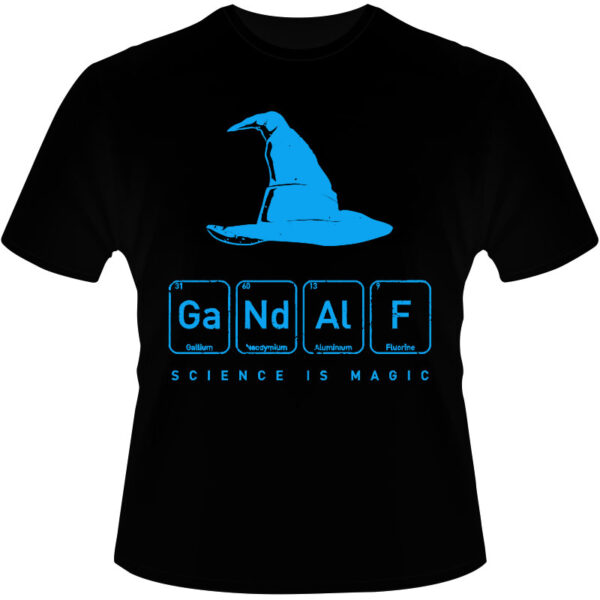 Camiseta-Science-is-Magic