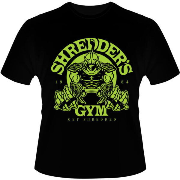 Camiseta-Shredders-Gym