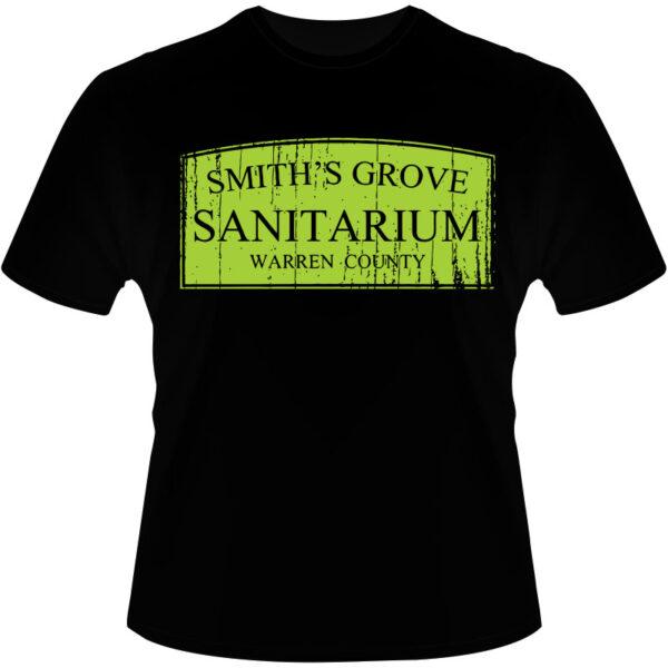 Camiseta-Smiths-Grove-Sanitarium