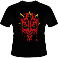 Camiseta-Star-Wars-Darth-Maul