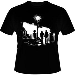 Camiseta-Supernatural-Off-White