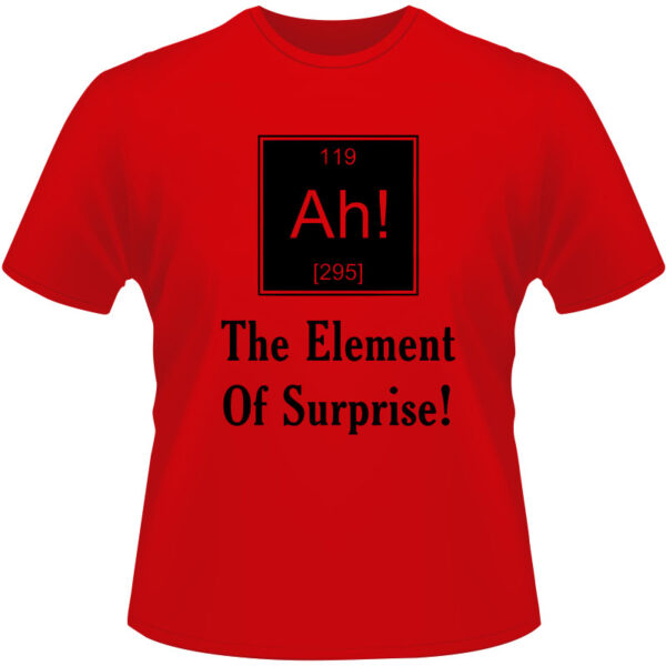 Camiseta-The-Element-Or-Surprise