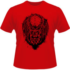 Camiseta-The-Face-Predator
