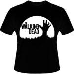Camiseta-The-Walking-Dead-Off-White