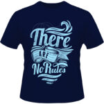 Camiseta-There-Are-No-Rules