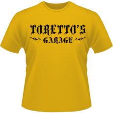 Camiseta-Torettos-Garage