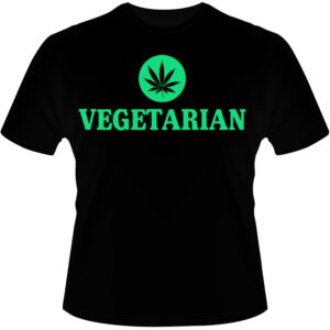 Camiseta-Vegetarian