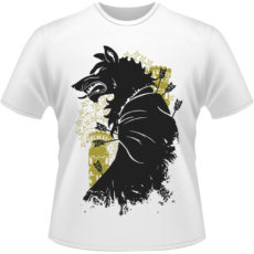 Camiseta-Warrior-Wolf