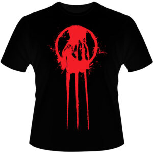 Camiseta-Wolverine-Blood
