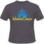 Camiseta-Wrong-Castle