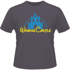 Camiseta-Wrong-Castle
