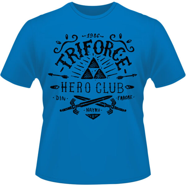 Camiseta-Zelda-Tri-Force