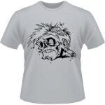 Camiseta-Zombie-Art
