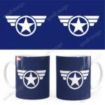 Caneca-Capitão-América-Super-Soldier-Uniform-v01-JPG